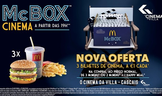 McBox Cinema