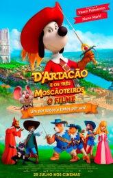D'ARTACÃO E OS TRÊS MOSCÃOTEIROS - O FILME